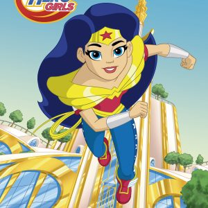 DC Super Hero Girls WW