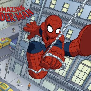 Print for sale of Marvel Super Hero Adventures Spider-Man